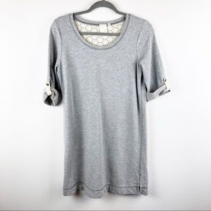 Anthropologie Eloise Terry Tunic Dress Small